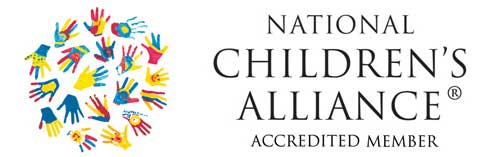 National Children's Alliance Accredited Member